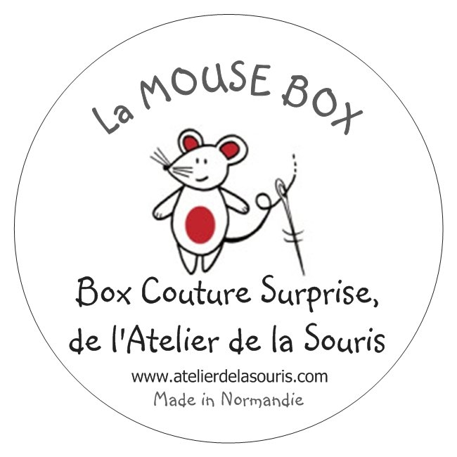 MOUSE BOX du Printemps