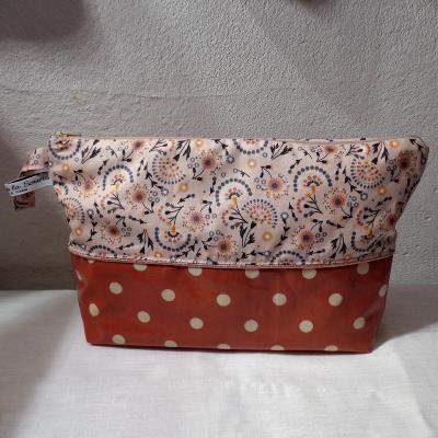 "Trousse de Toilette  ""Graphic Rose"""