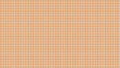 Tissu MAKOWER FORET vichy orange