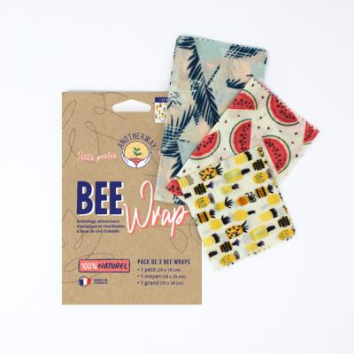 Lot de 3 Bee Wrap Another Way